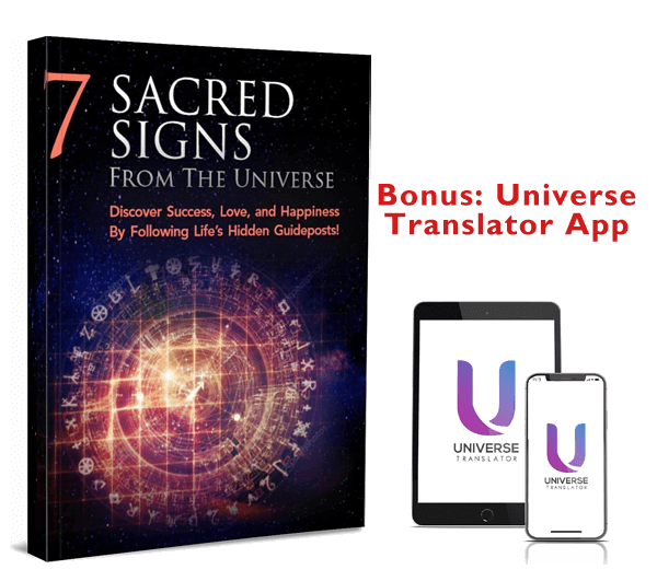 7 Signs From The Universe